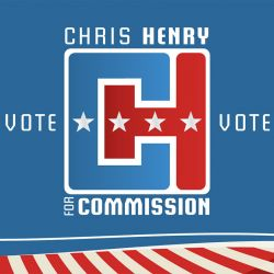 Chris Henry For Commissioner.png
